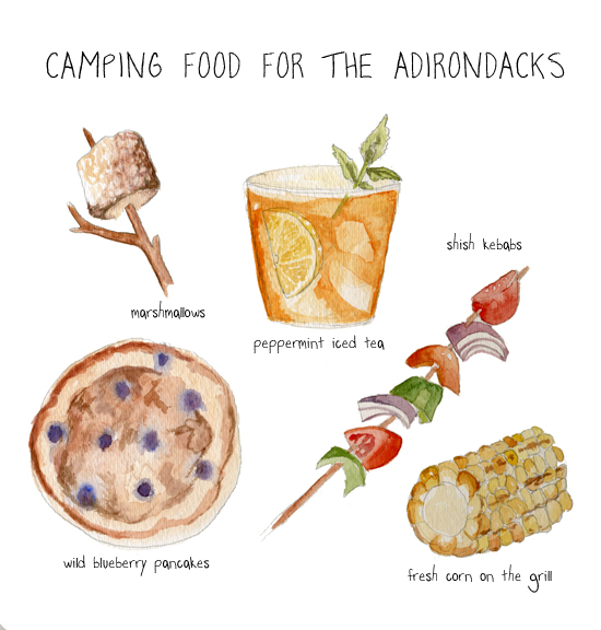 What Kind Of Camping Food Do You Like Have Any Recipes That Just Taste Better In The Woods